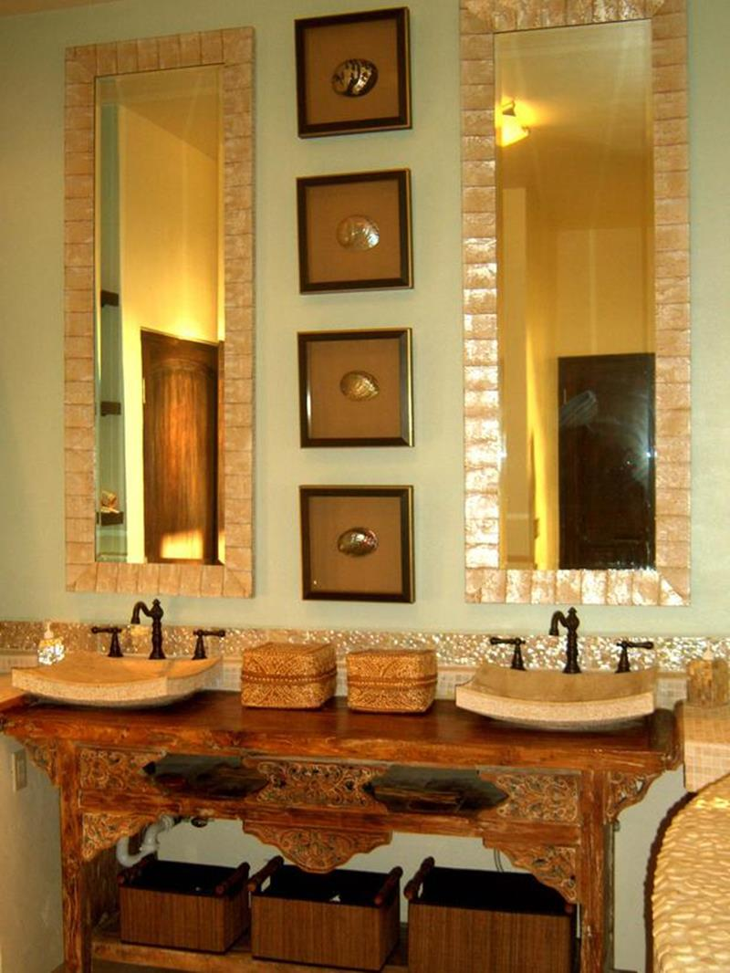 23 Charming and Colorful Bathroom Designs-6
