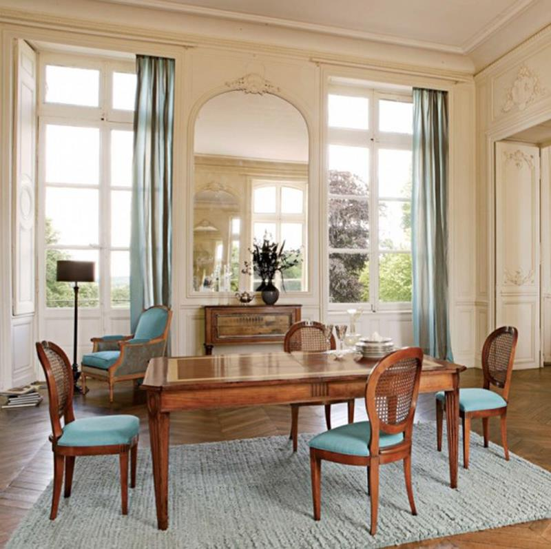 23 Designs for Epically Large Dining Rooms-14
