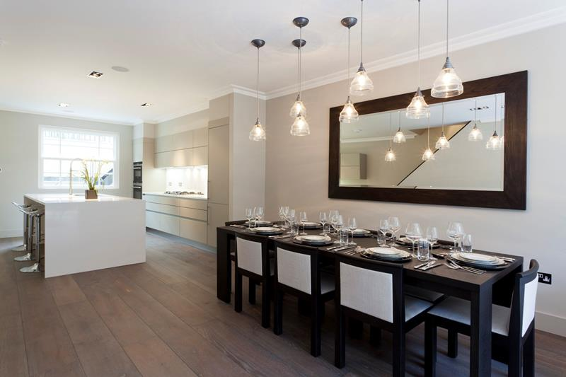 23 Designs for Epically Large Dining Rooms-17