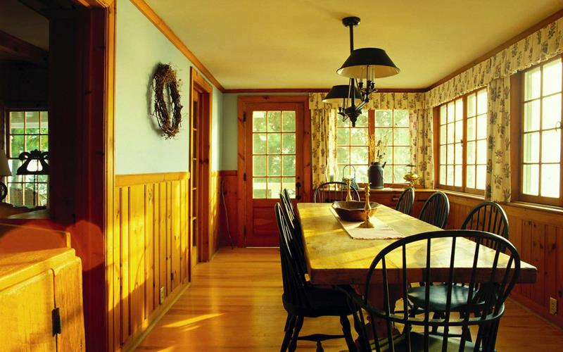 23 Designs for Epically Large Dining Rooms-5