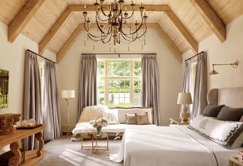 24 Beautiful Rustic Bedroom Designs-14