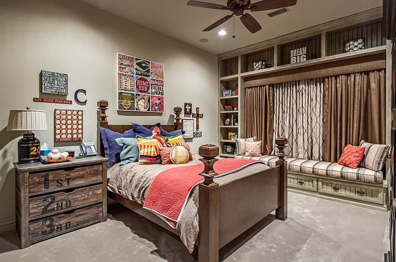 24 Beautiful Rustic Bedroom Designs-15