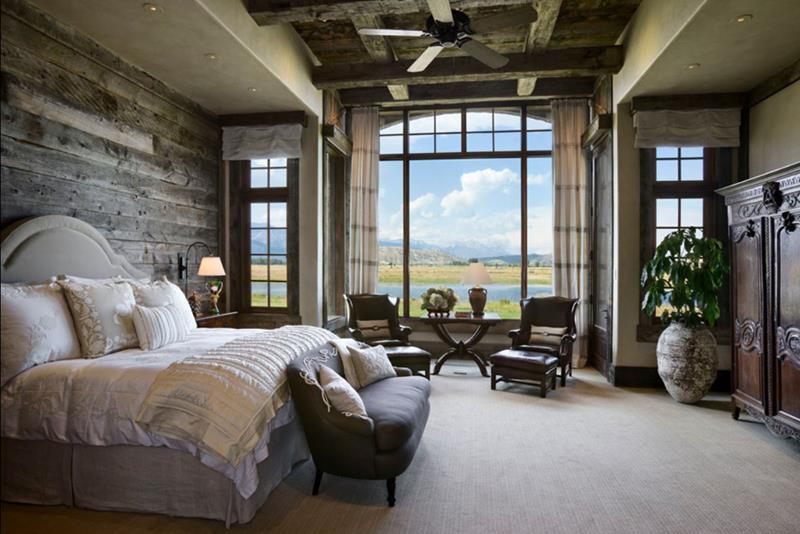 24 Beautiful Rustic Bedroom Designs-16