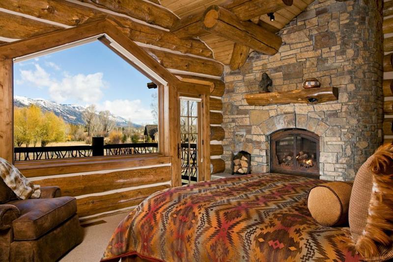 24 Beautiful Rustic Bedroom Designs-18