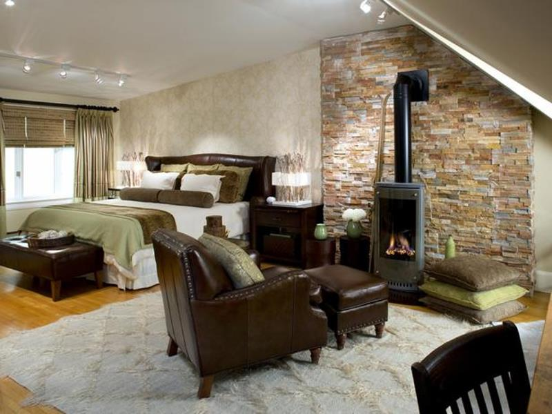 24 Beautiful Rustic Bedroom Designs-4