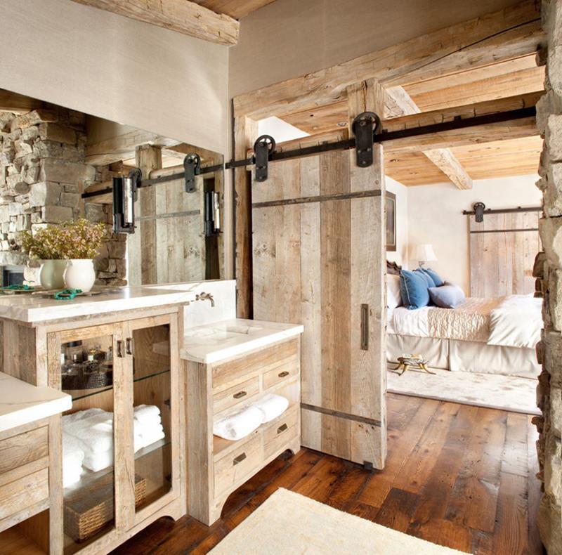 24 Beautiful Rustic Bedroom Designs-5