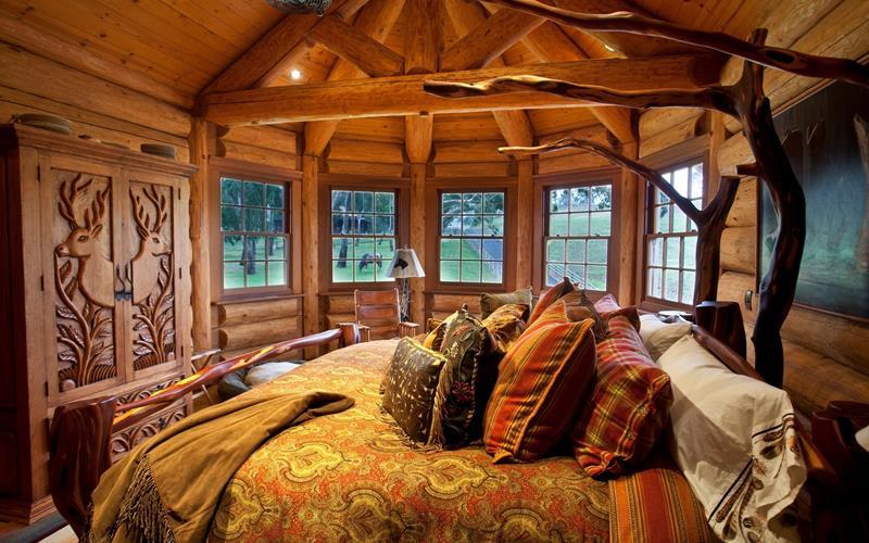 24 Beautiful Rustic Bedroom Designs-7