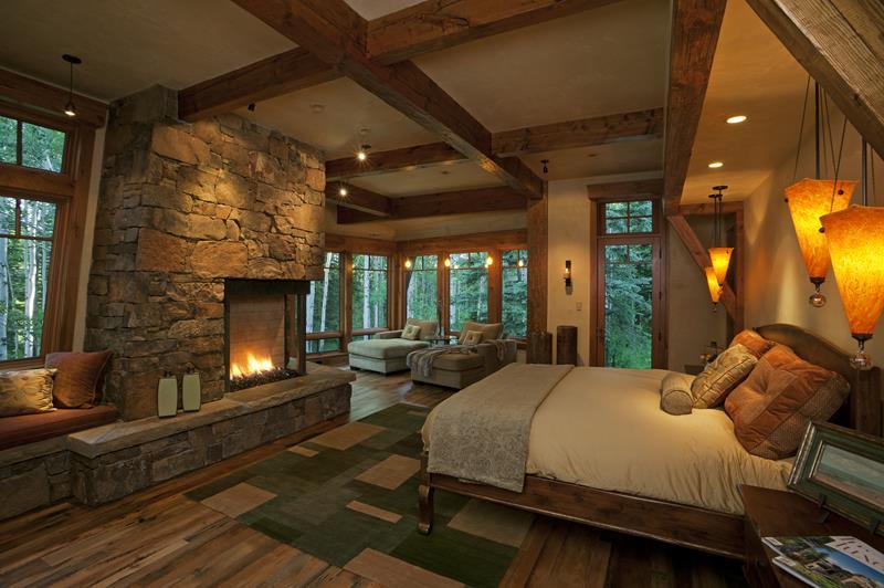 24 Beautiful Rustic Bedroom Designs-8