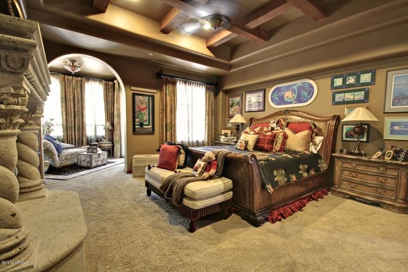 24 Beautiful Rustic Bedroom Designs-9