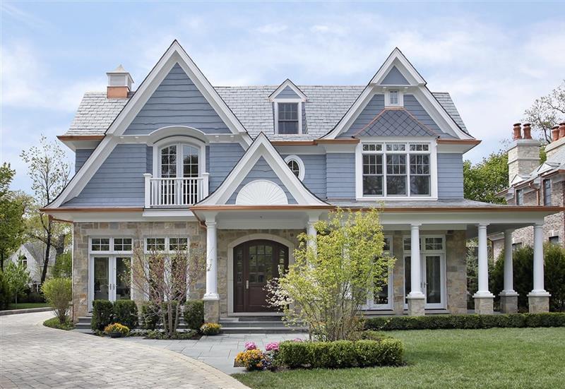 24 Beautifully Blue Home Exteriors-12
