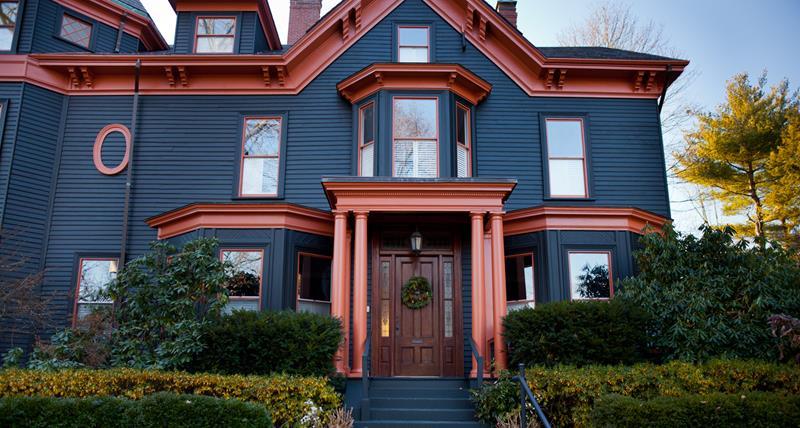 24 Beautifully Blue Home Exteriors-13