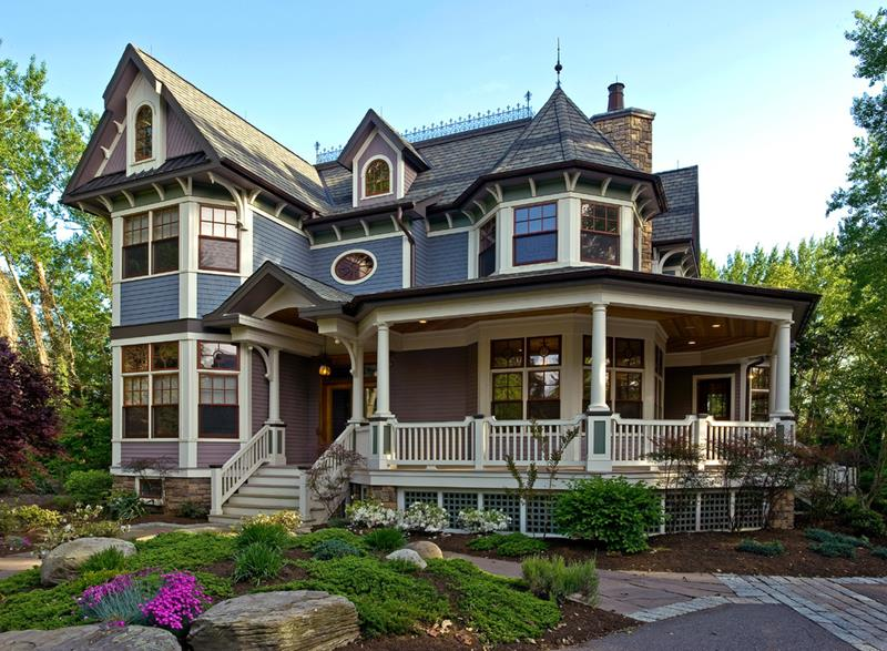24 Beautifully Blue Home Exteriors-14