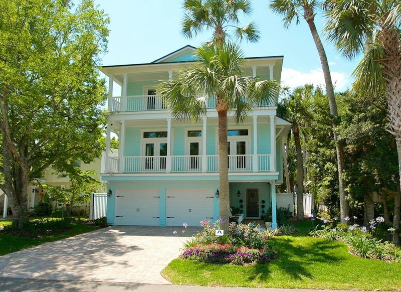 24 Beautifully Blue Home Exteriors-15