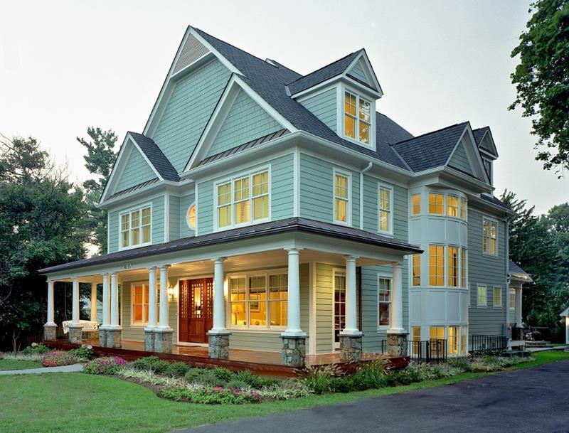 24 Beautifully Blue Home Exteriors-18