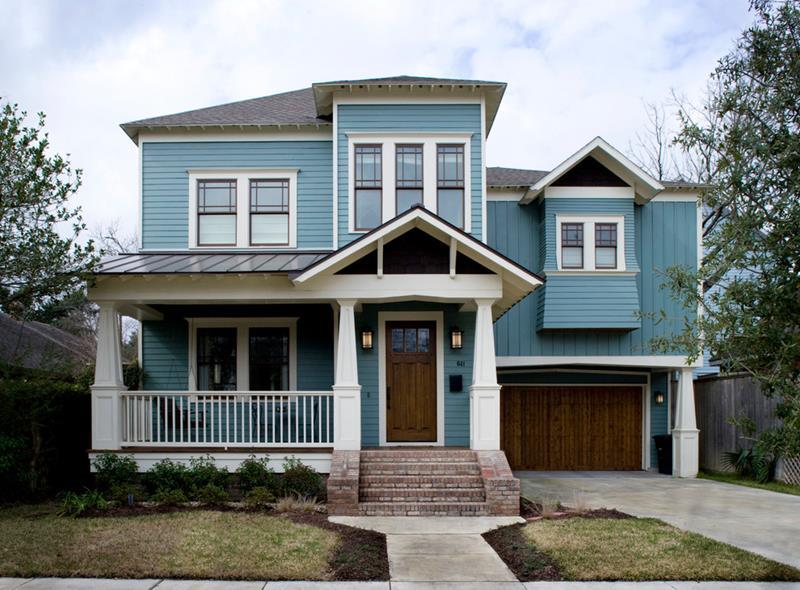 24 Beautifully Blue Home Exteriors-22
