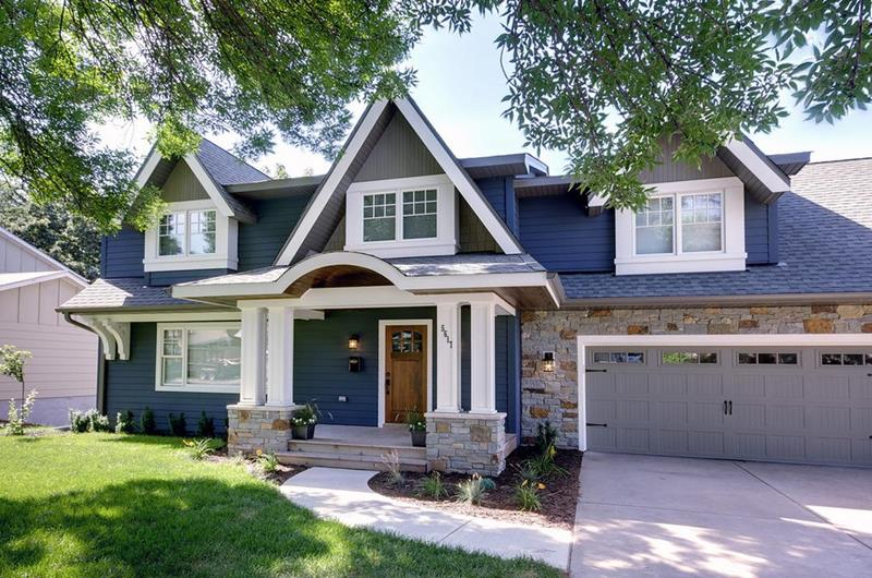 24 Beautifully Blue Home Exteriors-24