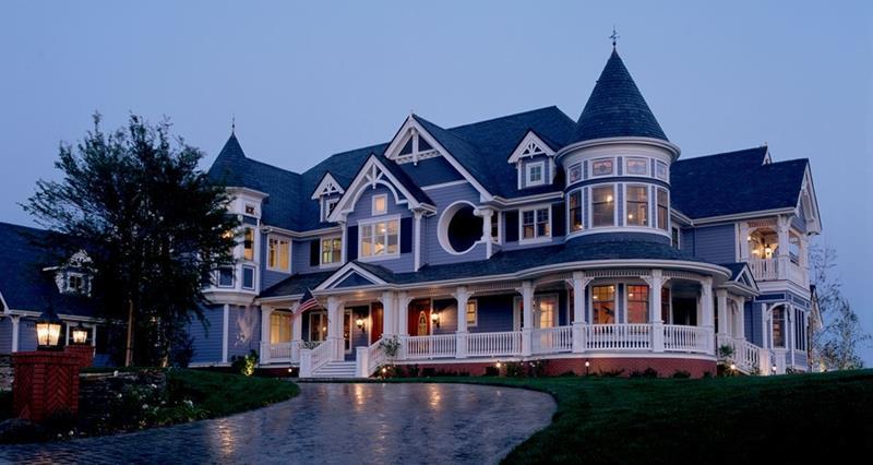 24 Beautifully Blue Home Exteriors-4