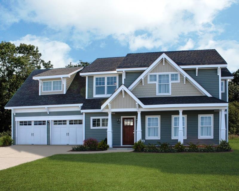 24 Beautifully Blue Home Exteriors-5