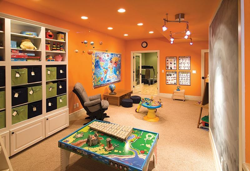 24 Child Friendly Finished Basement Designs-4