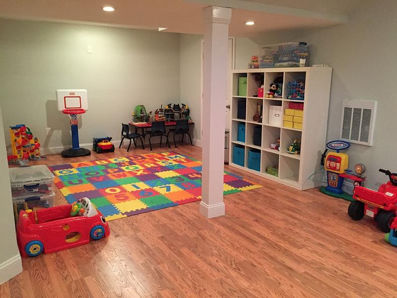 24 Child Friendly Finished Basement Designs-6