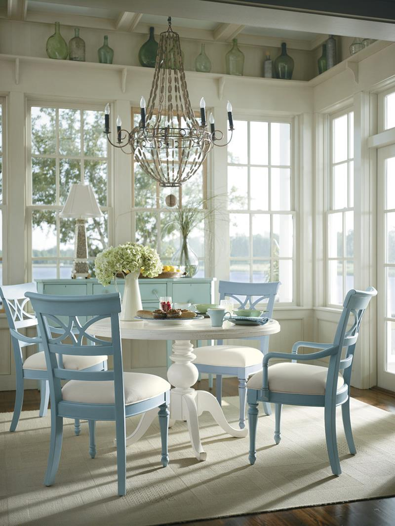 24 Country Dining Room Designs That Are So Inviting-24