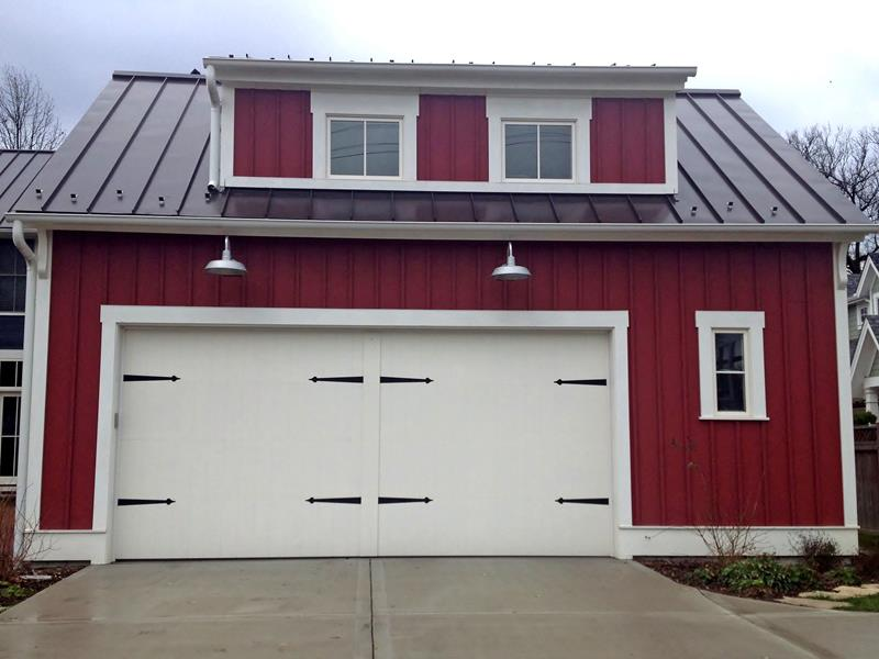 25 Awesome Garage Door Design Ideas-14