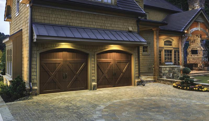 25 Awesome Garage Door Design Ideas-19