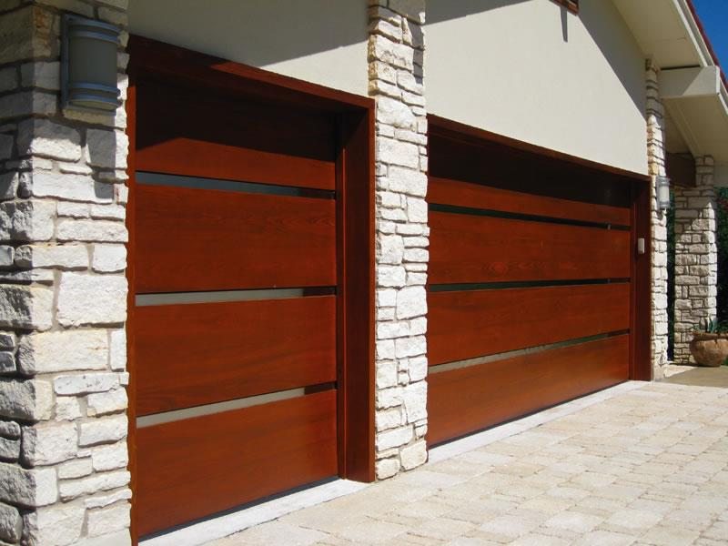 25 Awesome Garage Door Design Ideas-2
