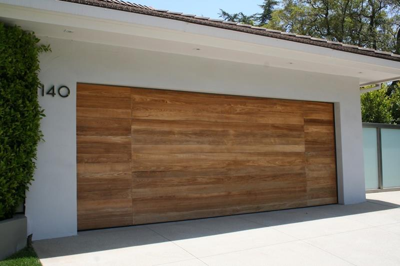 25 Awesome Garage Door Design Ideas-21