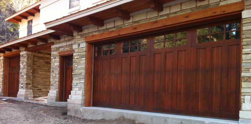 25 Awesome Garage Door Design Ideas-22