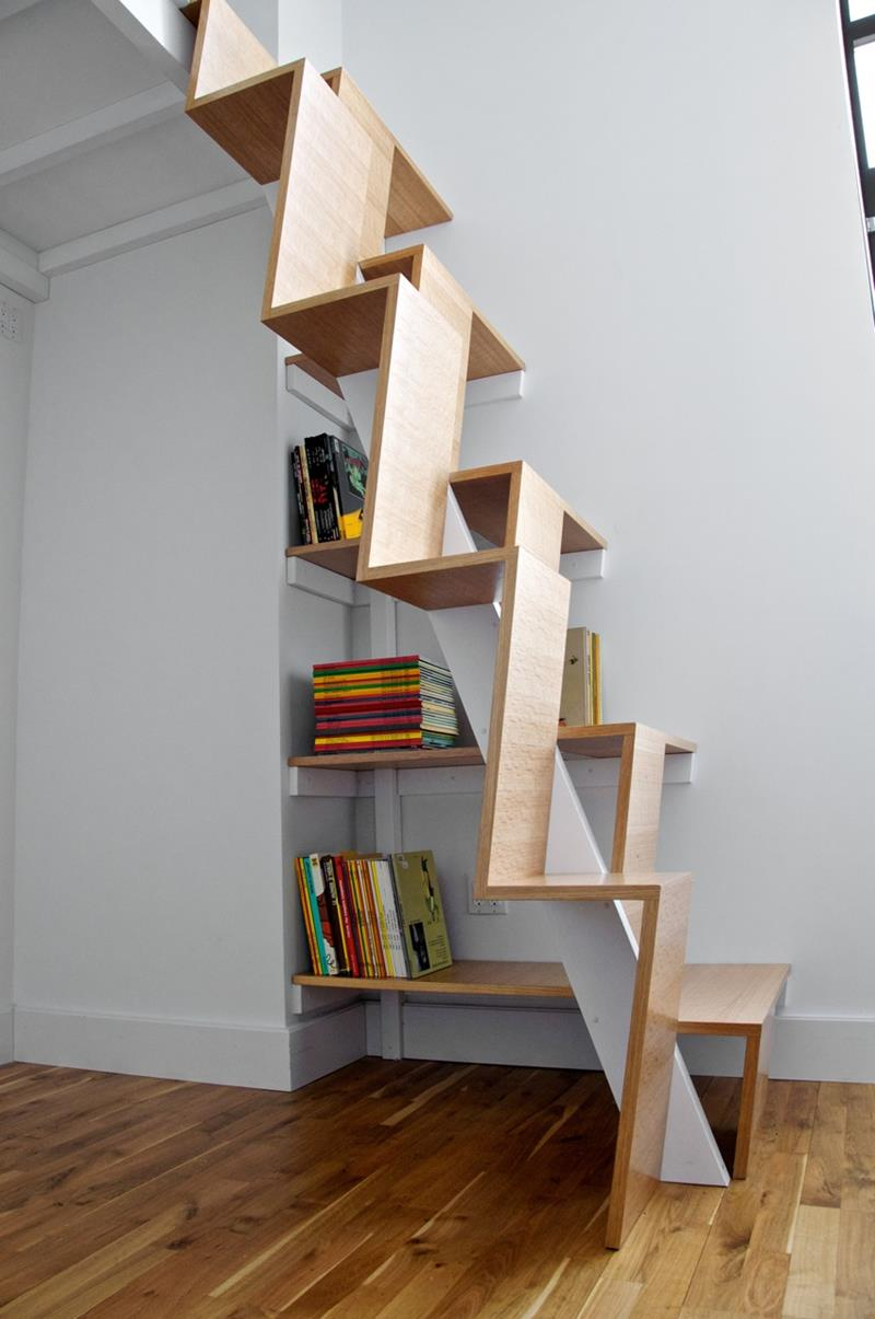 25 Crazy Awesome Home Staircase Designs-15