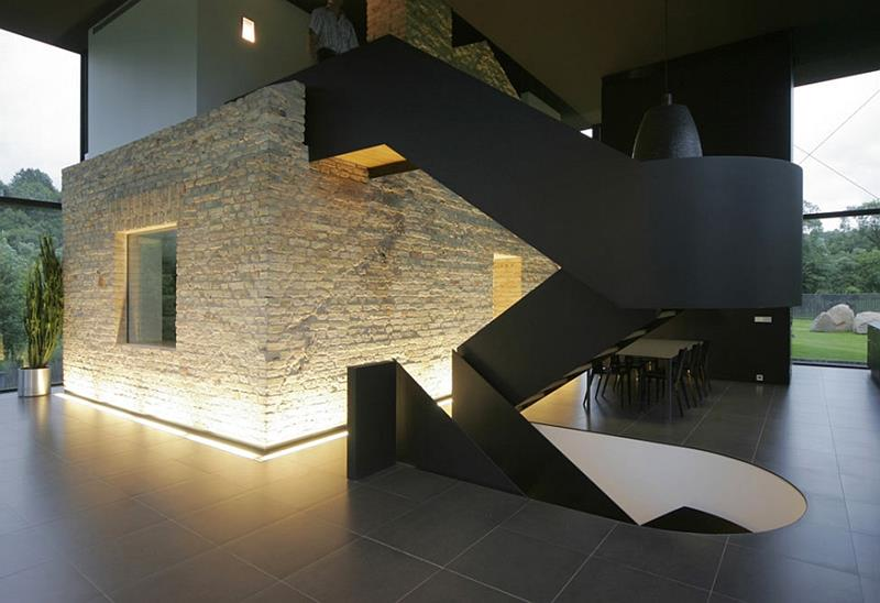 25 Crazy Awesome Home Staircase Designs-18