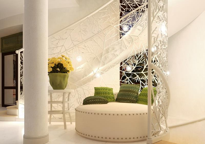 25 Crazy Awesome Home Staircase Designs-20