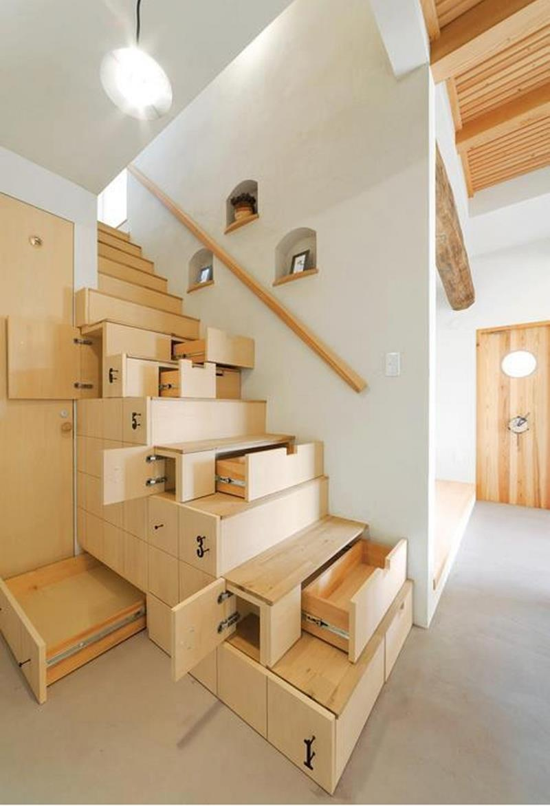 25 Crazy Awesome Home Staircase Designs-5