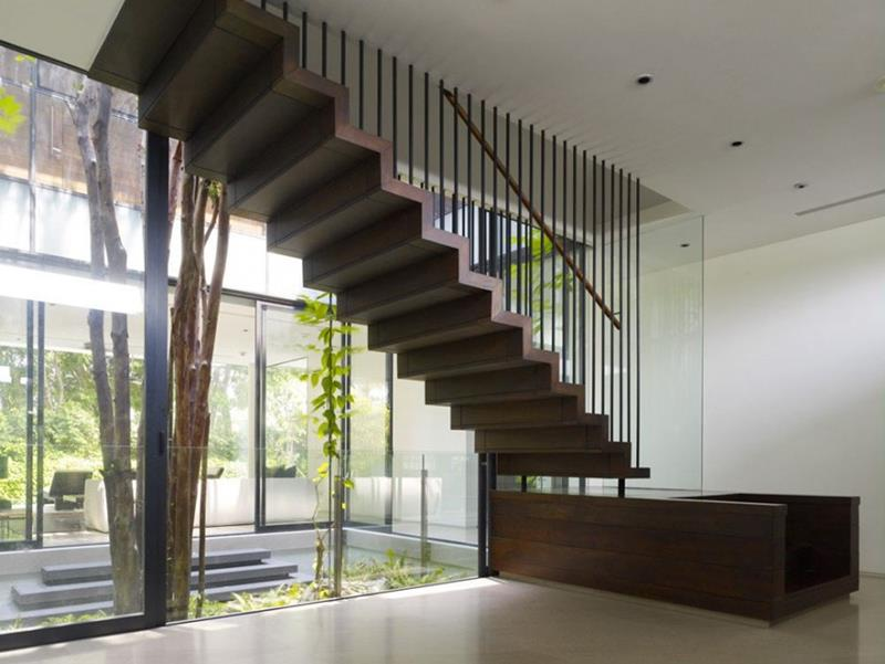 25 Crazy Awesome Home Staircase Designs-6