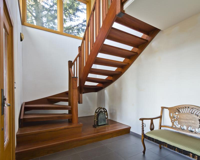 25 Crazy Awesome Home Staircase Designs-7