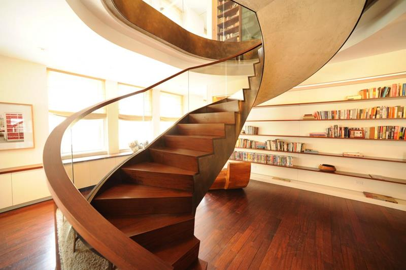 25 Crazy Awesome Home Staircase Designs-title