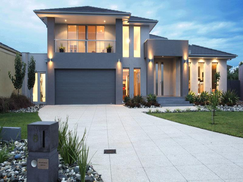 25 Luxury Home Exterior Designs-12