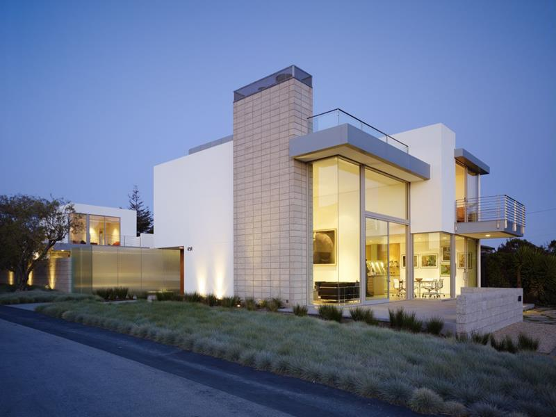 25 Luxury Home Exterior Designs-15