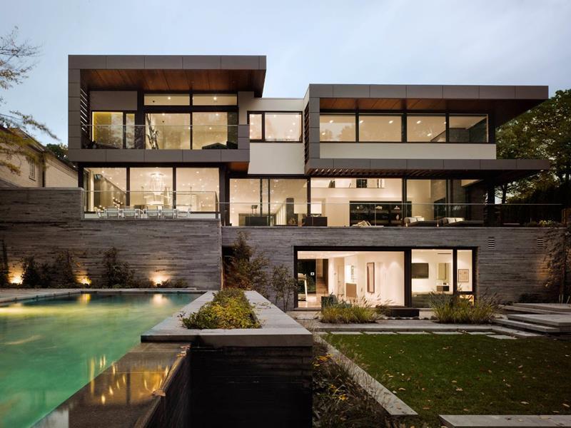 25 Luxury Home Exterior Designs-4