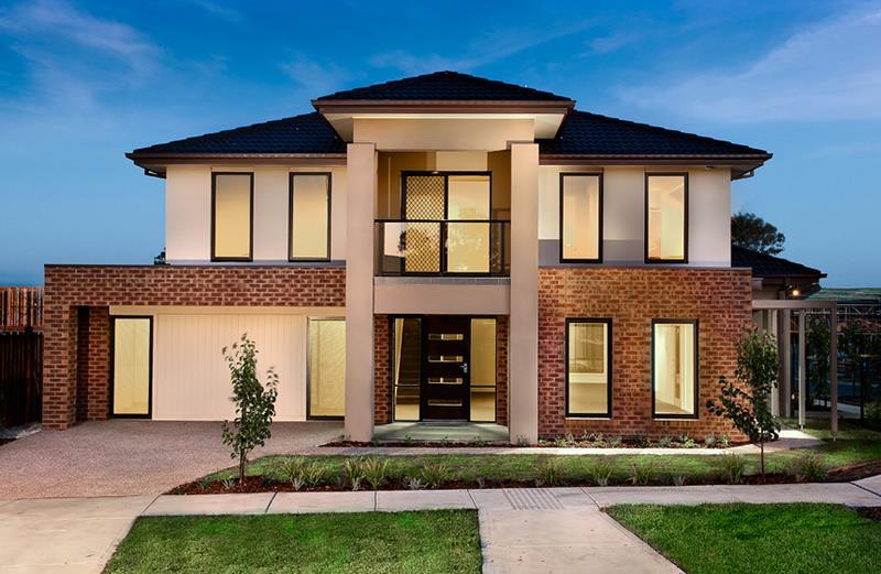 25 Luxury Home Exterior Designs-6