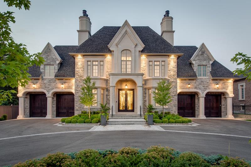 25 Luxury Home Exterior Designs-8