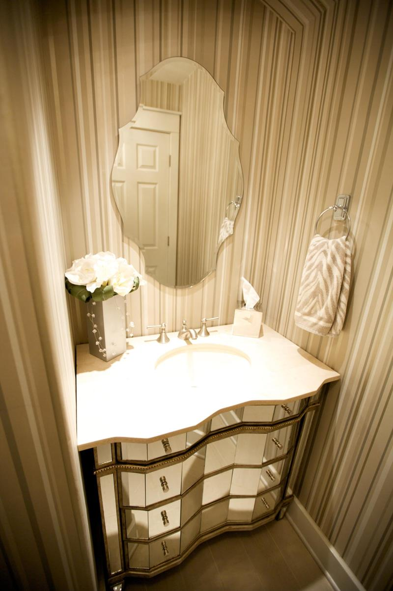 26 Amazing Powder Room Designs