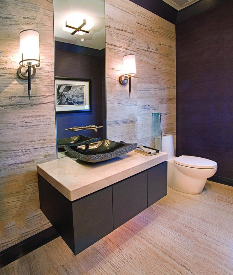 26 Amazing Powder Room Designs-12