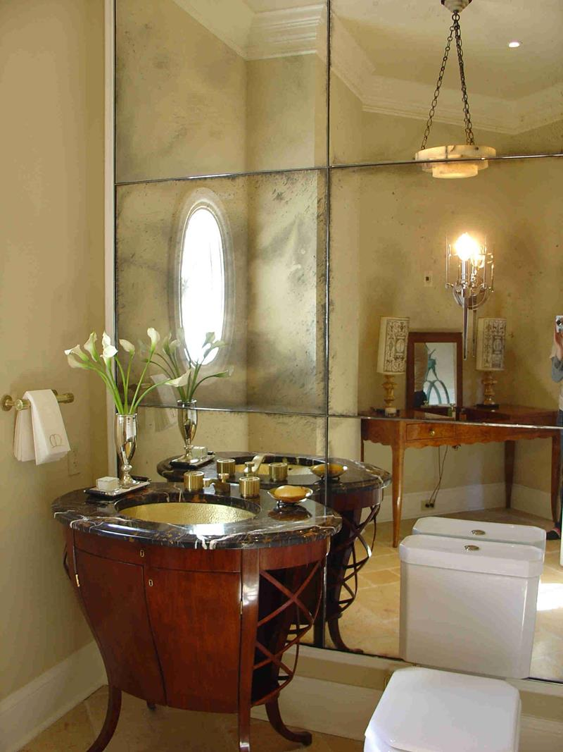 26 Amazing Powder Room Designs-17