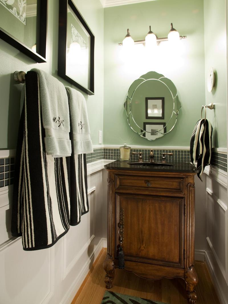 26 Amazing Powder Room Designs-20