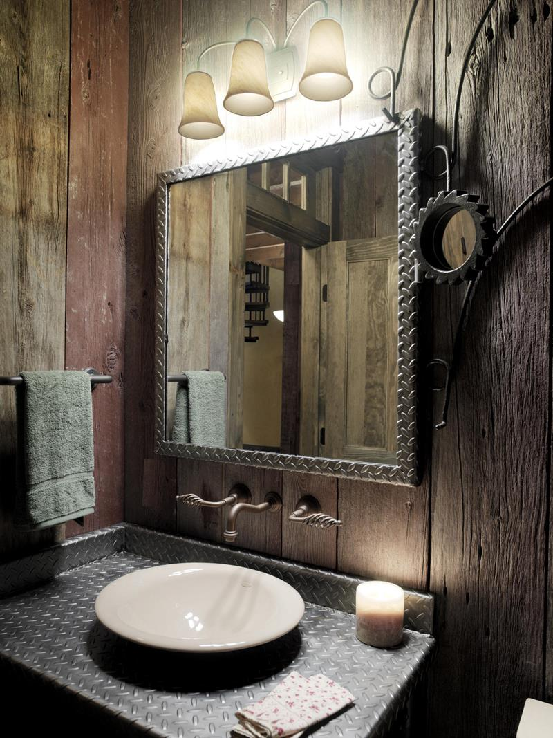 26 Amazing Powder Room Designs-23