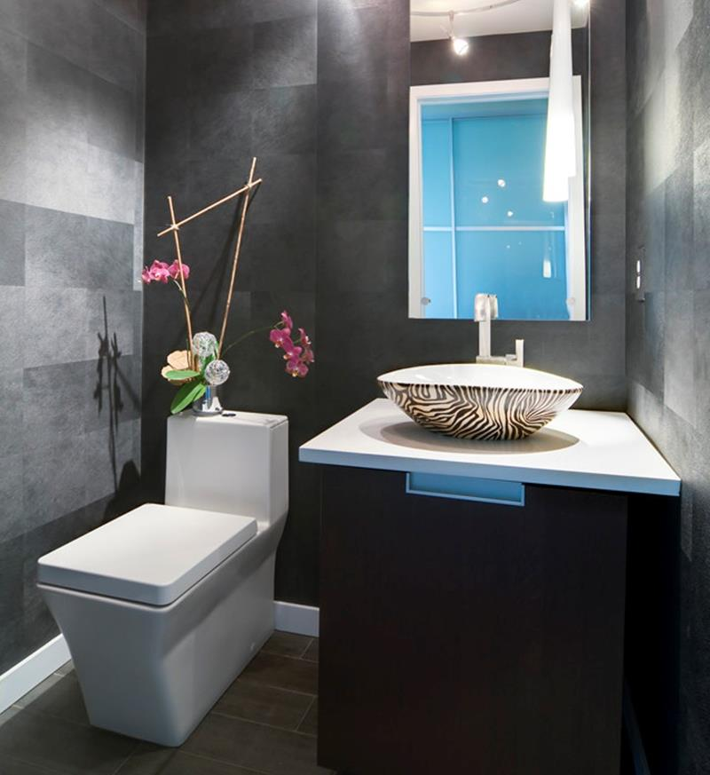 26 Amazing Powder Room Designs-7