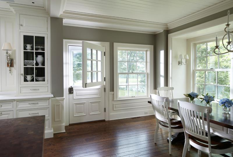 26 Beautiful and Bright Dining Room Designs-9