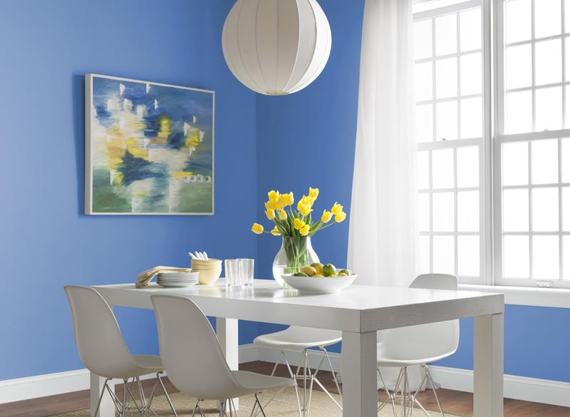 26 Beautiful and Bright Dining Room Designs-title